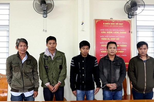 Công an Hà Tĩnh khởi tố 5 kẻ đưa người trốn ra nước ngoài
