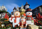 Top locations for Xmas, New Year's Eve celebrations
