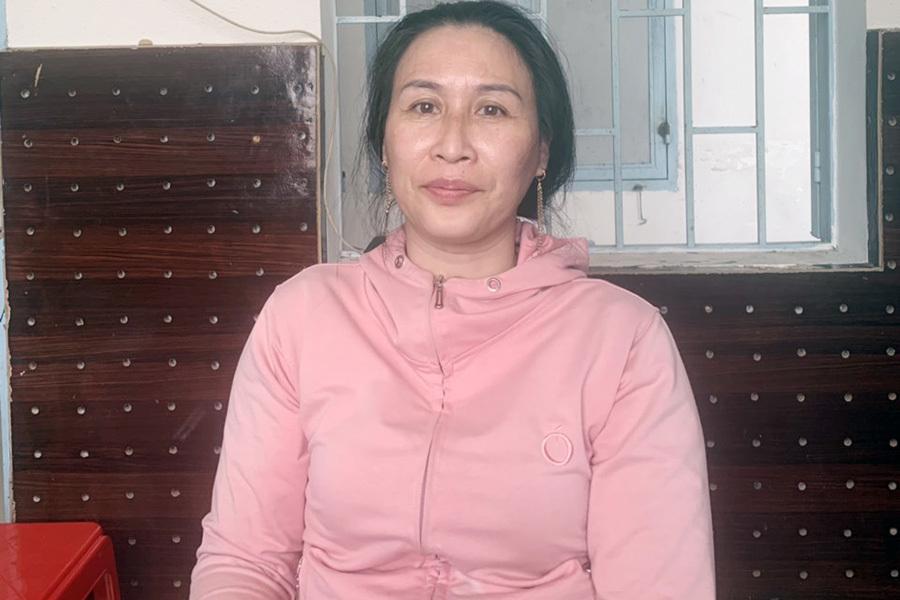 Công an bắt Lê Thị Bình do chống phá Nhà nước