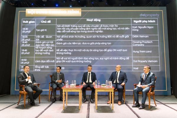 Gala Dot Property Southeast Asia Awards 2020 - động lực cho BĐS Đông Nam Á