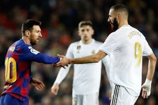 Benzema lần đầu vượt Messi, ẵm giải uy tín nhất La Liga