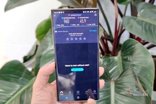 Smartphone Samsung đã có thể kết nối 5G tại Việt Nam