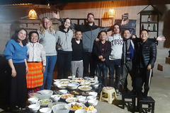 Young H'mong man opens homestay on Ha Giang plateau