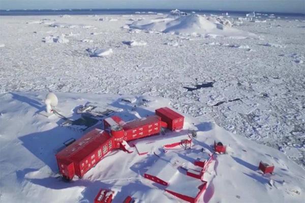 Châu Nam Cực có bệnh nhân Covid-19 đầu tiên
