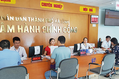 Hà Tĩnh phấn đấu vào Top 10 toàn quốc về cải cách hành chính