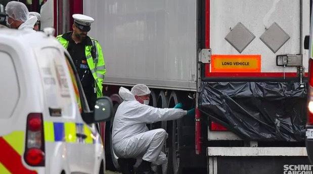 Bốn bị cáo trong vụ 39 người Việt chết tại Anh bị kết tội