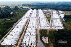 Chưa hoàn tất thủ tục đất đai, doanh nghiệp đã chiếm hơn 18ha để xây dự án