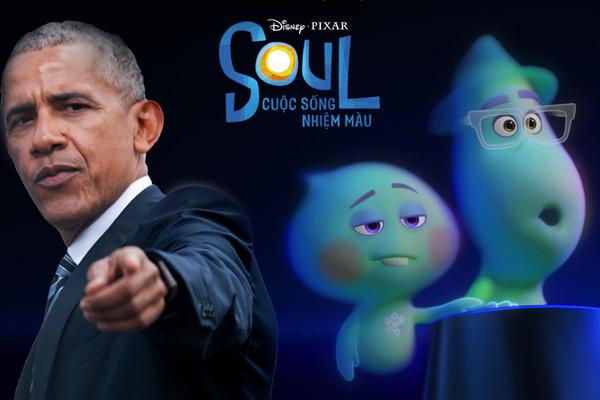 'Soul' lọt top 10 phim được cựu Tổng thống Mỹ chọn hay nhất 2020