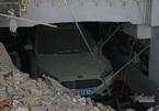 Hình ảnh tan hoang sau vụ nổ sập nhà ở Sài Gòn