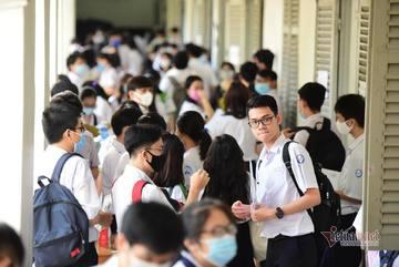 Công bố đề tham khảo thi tốt nghiệp THPT 2021 trong tháng 3