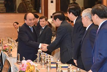 Thủ tướng: Cán bộ pháp chế phải giúp bộ trưởng, chủ tịch không bị sai phạm