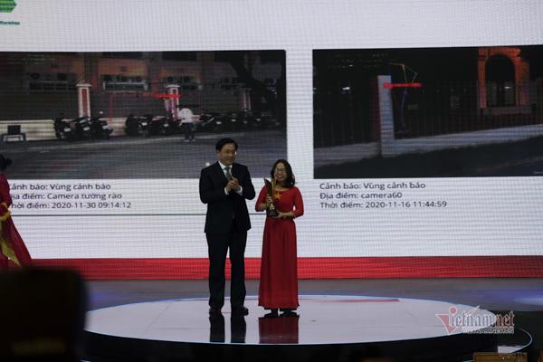 """Công bố giải thưởng """"Sản phẩm công nghệ số Make in Vietnam"""" năm 2020"""