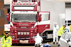 Families of 39 lorry victims react to guilty verdicts