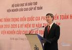 Toán học Việt Nam trong top 40 thế giới