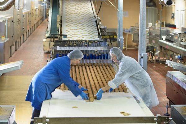 Nhà máy thông minh - tương lai của doanh nghiệp sản xuất