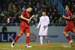 Xuân Trường, Đức Chinh giúp ĐT Việt Nam thắng nhọc U22