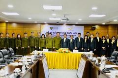 Tổng cục Quản lý thị trường ký quy chế phối hợp với Vietnam Post