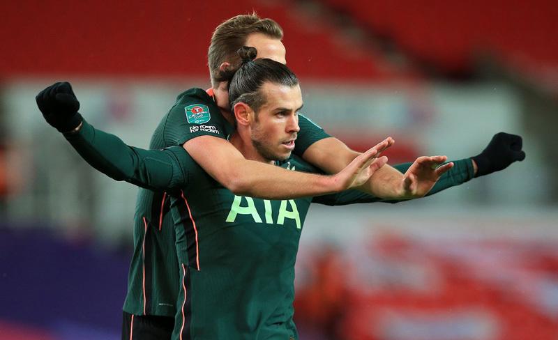 Bale 'nổ súng' đưa Tottenham vào bán kết cúp Liên đoàn