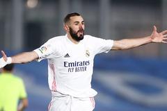 Benzema bay cao, Real Madrid thắng trận thứ 6 liên tiếp