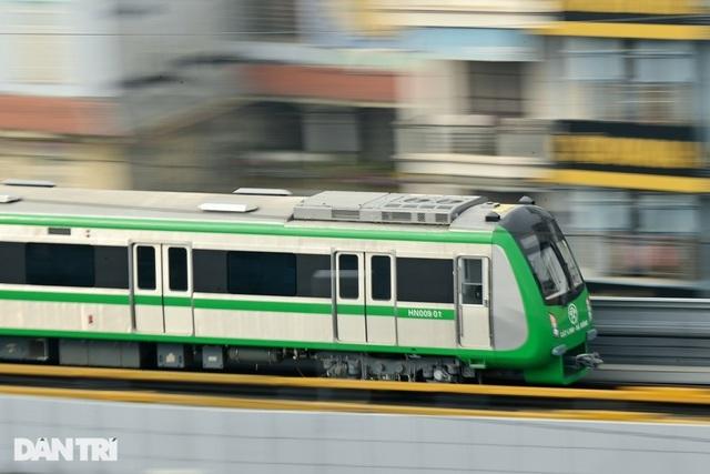 Tiết lộ mức lương vận hành đường sắt Cát Linh - Hà Đông