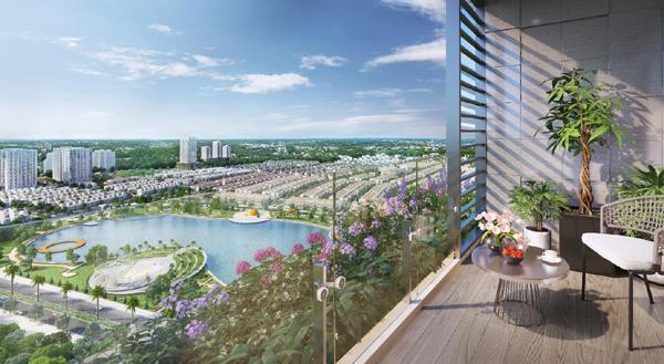 Cơ hội sở hữu căn hộ ở 3 tầng đẹp bậc nhất Anland Lakeview