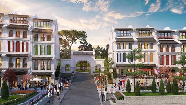 Đô thị Sa Pa mang diện mạo mới tuyệt đẹp nhờ nhà đầu tư đẳng cấp