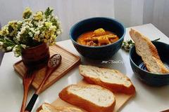 Bí quyết nấu món cà ri gà sữa tươi thơm ngon, đậm đà