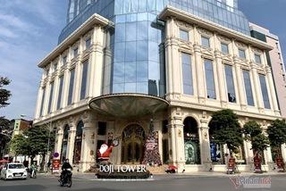 Quận trung tâm có nhiều công trình xây dựng lùm xùm ở Hà Nội