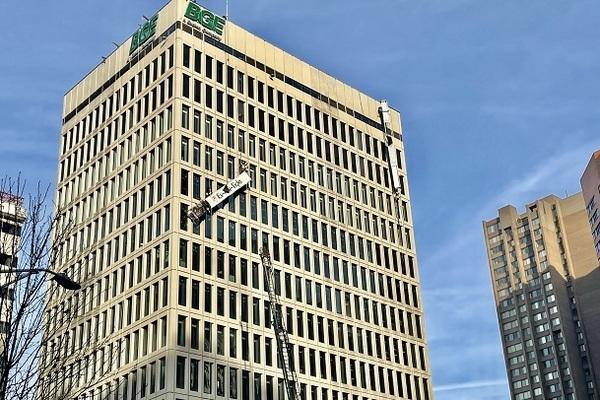 Nổ lò hơi ở tòa nhà cao tầng ở Mỹ, hàng chục người bị thương