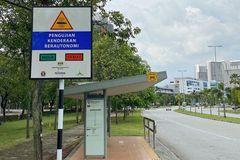Malaysia mở tuyến đường đầu tiên dành riêng cho xe tự tái