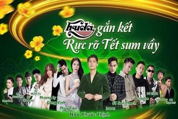 Huda cùng dàn sao Việt mang 'Tết gắn kết' về với miền Trung