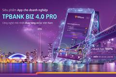 Siêu tiện ích với TPBank eBank Biz phiên bản mới