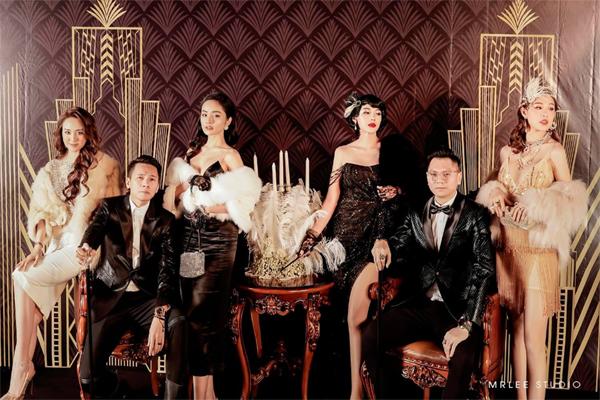 CEO Nguyễn Hồng Nhung - thể hiện 'ngôn ngữ' riêng qua từng chiếc váy cưới