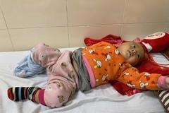 Máu trong tai tuôn ròng, tính mạng bé trai 1 tuổi gặp nguy hiểm