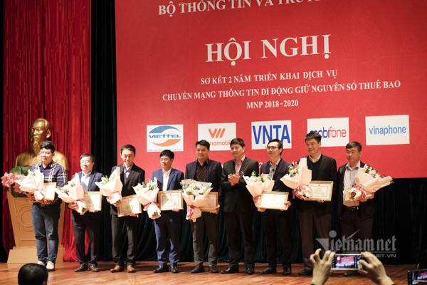 Chuyển mạng giữ nguyên số: Bước tiến lớn của ngành viễn thông Việt Nam