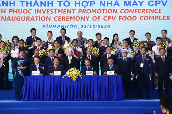 MB đồng hành triển khai dự án Khu công nghiệp Becamex Bình Phước