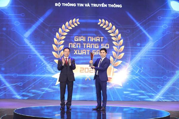 FPT thắng lớn ở giải thưởng Make in Viet Nam