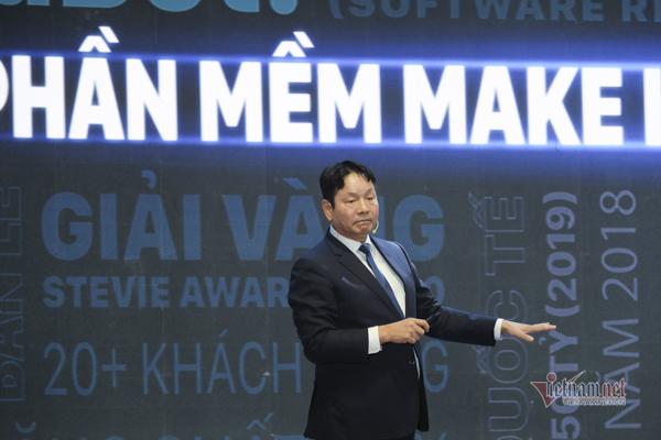 Việt Nam đã có 300.000 nhân lực xuất khẩu phần mềm ra thế giới