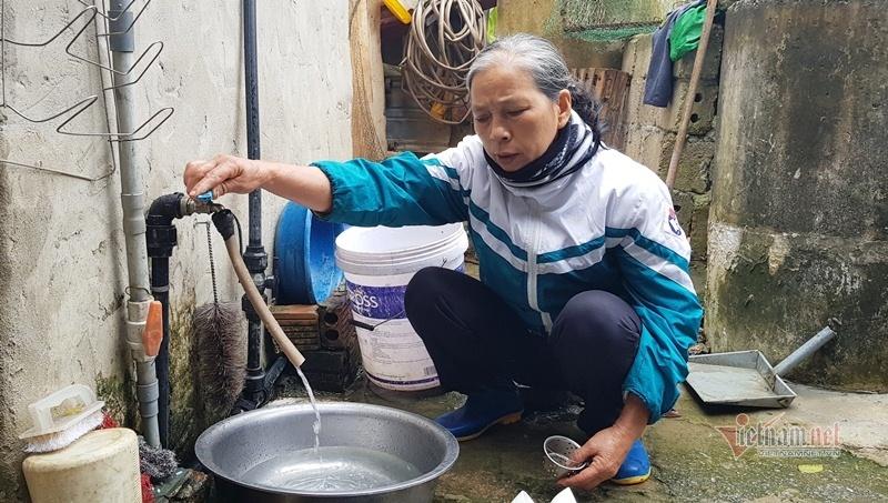 Nhà máy ở Thanh Hóa bán nước 'chui' cho cả nghìn hộ dân