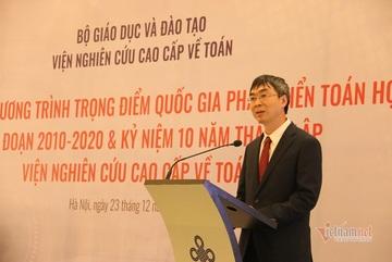 Vietnam's mathematics scholars ranked in world's top 40