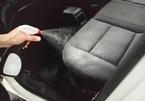 Mẹo giúp khử hết mùi da mới trên ô tô