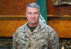 Tướng Mỹ lo 'nguy cơ gia tăng' từ Iran