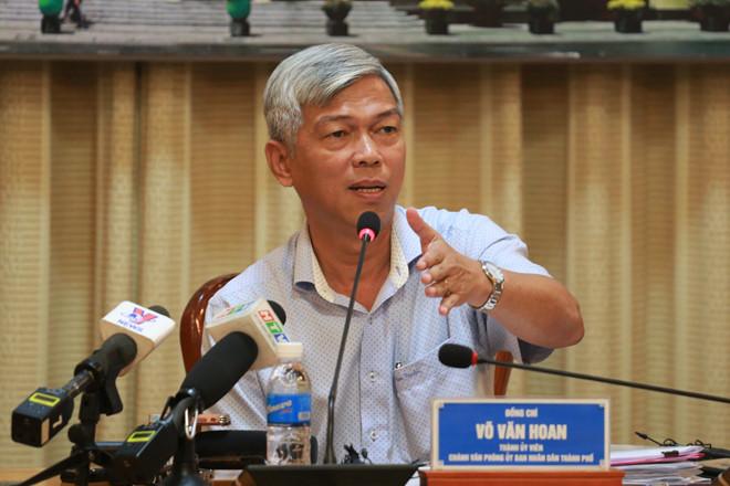 TP.HCM phân công lại nhiệm vụ Chủ tịch và 5 Phó Chủ tịch