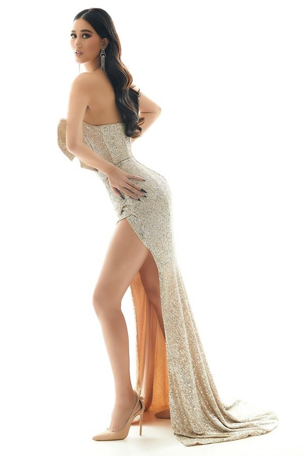Nhan sắc nóng bỏng của người đẹp Việt dự Miss Global 2020