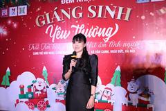 Hoa hậu DN Phạm Bích Thủy mang Noel tới làng trẻ Hữu Nghị
