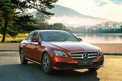 Mercedes-Benz E 180 - xe sedan hạng sang cỡ trung 'đắt khách'