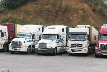 Hải quan sắp bán đấu giá 100 xe tải chở hàng hoá vô chủ
