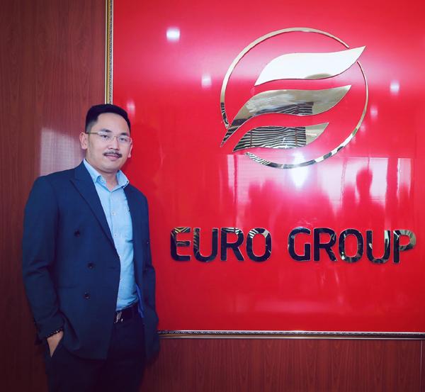 Euro Group hướng tới phát triển chuỗi bất động sản cao cấp