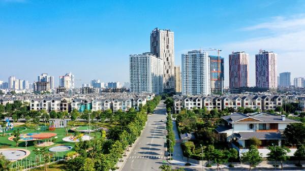 Sôi động thị trường BĐS phía tây Hà Nội dịp cuối năm
