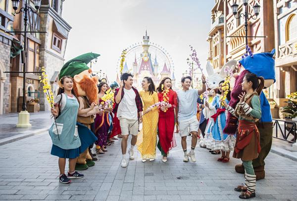Vinpearl và Vietnam Airlines tung combo du lịch siêu hấp dẫn